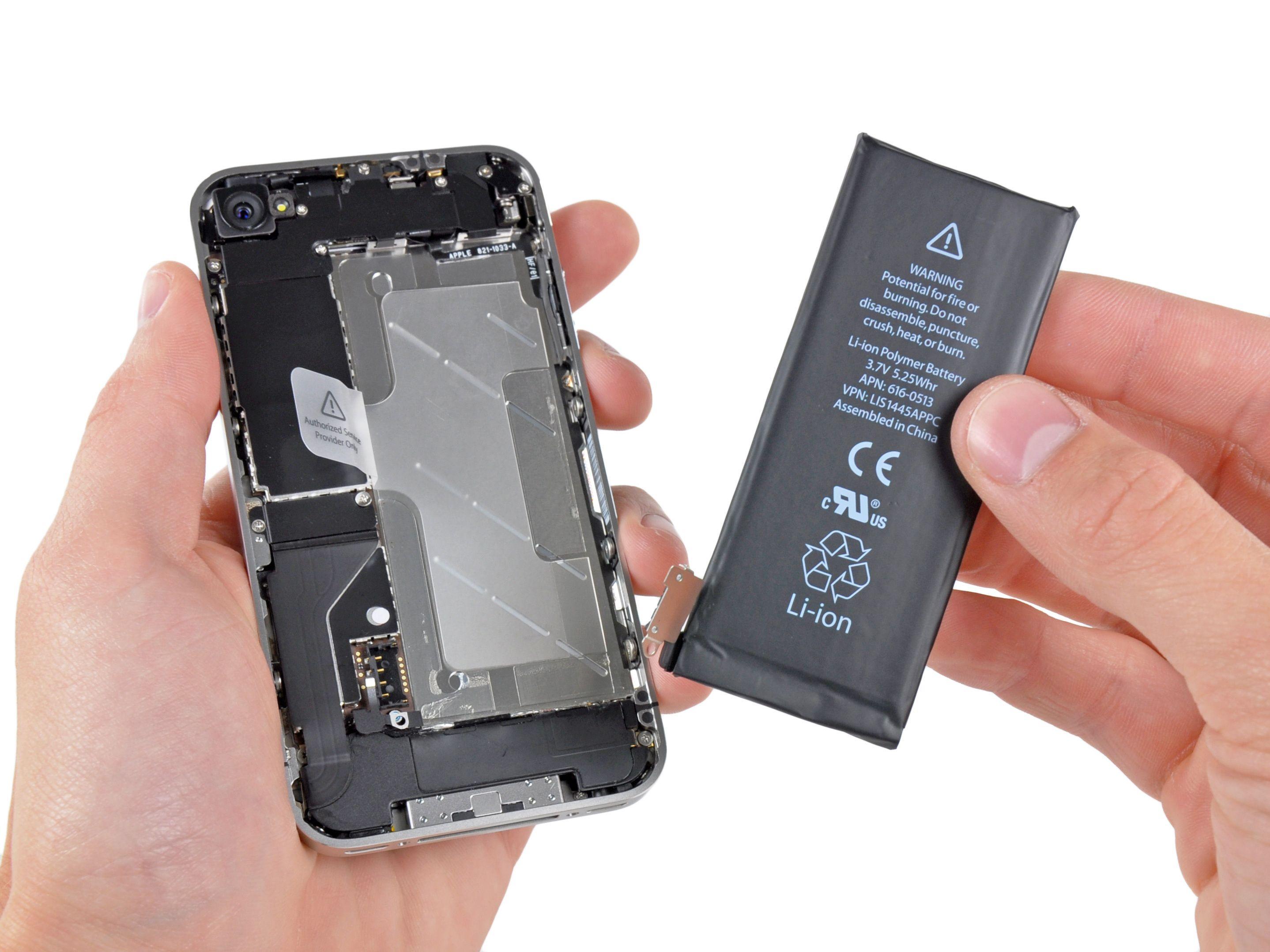 Come cambiare batteria iPhone 4, 4S, 5, 5S, 5C, 6, 6S ...