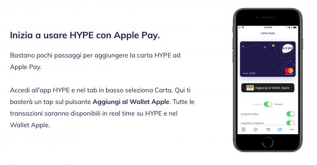 attivare codice promo hype bonus 10 euro