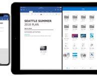 Microsoft aggiorna la suite Office per iOS