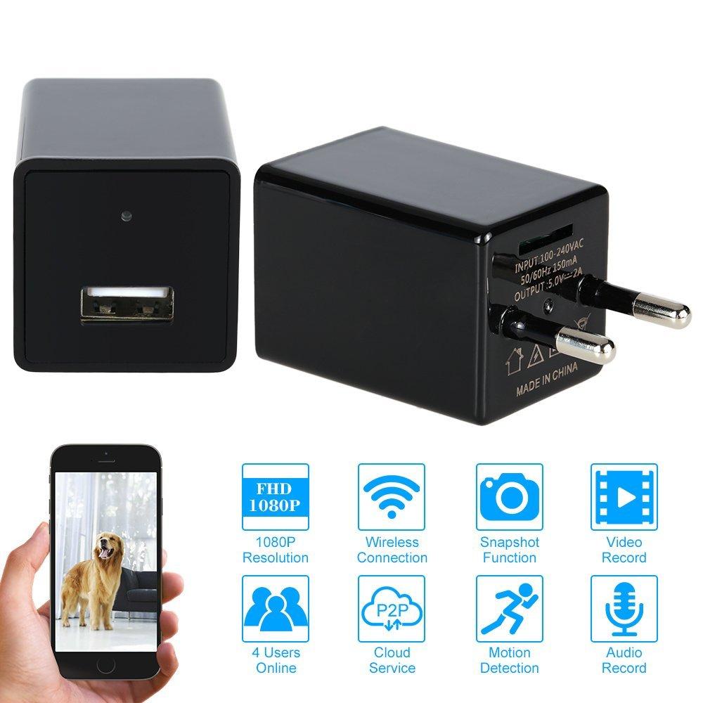 Telecamera spia di sicurezza kkmoon in offerta con codice - Videocamera di sicurezza ...