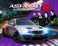 "Su ""Asphalt 8: Airborne"" arriva il rock con i Fall Out Boy"