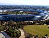 Apple Park: ecco l'ultimo update aereo [Febbraio 2018]