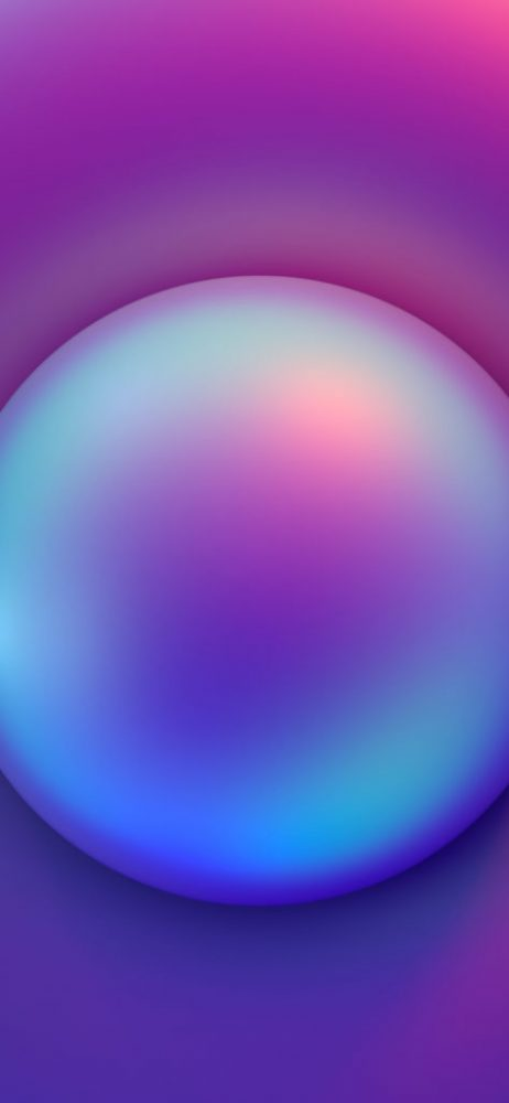 Sfondo iphone blu astratto