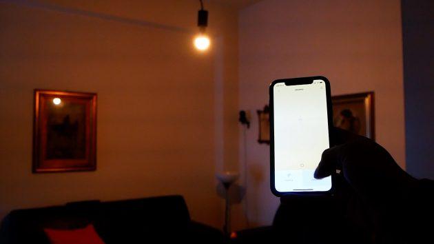 Ambiance tonalità bianco illuminazione del sistema hue wireless a