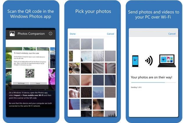 Da Microsoft L App Per Trasferire Foto Da Iphone A Pc Iphone Italia