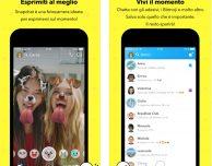 Snapchat si aggiorna con novità per GIF e didascalie