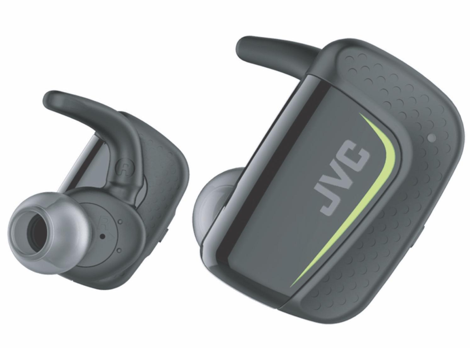 Gli auricolari sportivi JVC AE arrivano anche in Italia