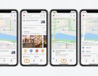 Ecco tutte le novità di Google Maps 4.45