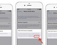 Come controllare lo stato della batteria e gestire le performance dell'iPhone su iOS 11.3