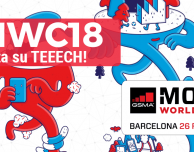 Segui il Mobile World Congress (MWC) 2018 su TEEECH!