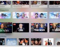 """Apple aggiorna l'app TV con la nuova sezione """"News"""""""
