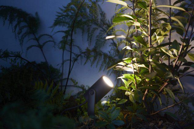 Le luci philips hue da esterno compatibili con homekit arriveranno