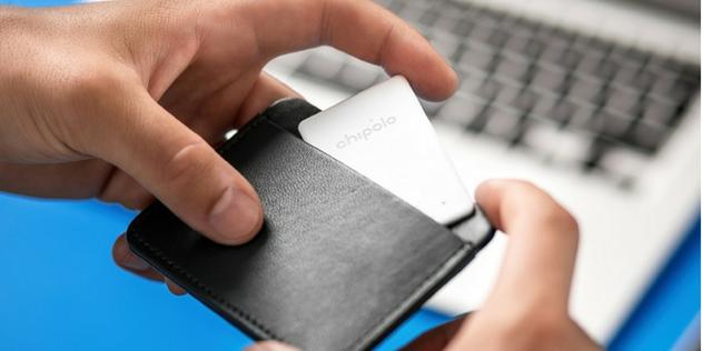Chipolo Card, il localizzatore Bluetooth grande come una carta di credito