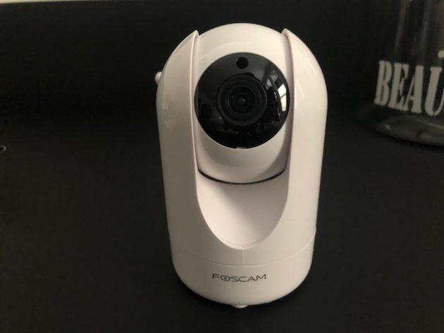 Recensione Telecamera IP Motorizzata Foscam R2 colore bianco e colore nero Lookathome LKM Security Foscam Italia