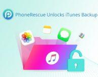 PhoneRescue: come recuperare i backup codificati senza ricordare password