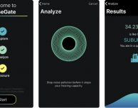 NoiseGate: inquinamento acustico calcolato con gli iPhone
