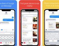 L'app Google si aggiorna con l'estensione iMessage