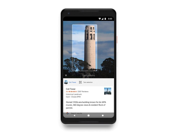 Google Lens arriverà anche sull'app Google Foto per iPhone