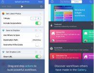 Apple aggiorna Workflow con tante novità