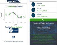 Come Guidi, l'app che monitora (e confronta) il tuo stile di guida!