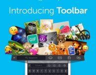 La tastiera SwiftKey si aggiorna con una nuova Toolbar