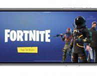 Fortnite Battle Royale disponibile su App Store, per ora solo con invito