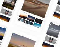 Il database di immagini free di Unsplash arriva su App Store