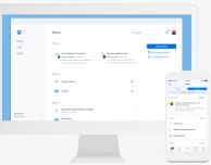 Con Dropbox Paper puoi creare i tuoi template personalizzati