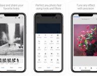 Google aggiorna Snapseed, ora compatibile con iPhone X