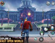 Battaglie PvP nel nuovo DEAD RIVALS – Zombie MMO