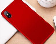 iPhone X  RED? Trasformalo con una custodia!