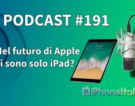 Nel futuro di Apple ci sono solo iPad? – iPhoneItalia Podcast #191