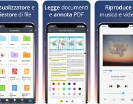 Documents by Readdle si aggiorna: ora puoi gestire file su cloud e trovare MP3