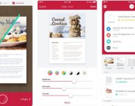 Scanbot 7, importante update per l'app che trasforma l'iPhone in uno scanner