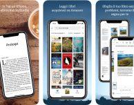 Amazon Kindle 6.6 disponibile su App Store