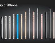 Apple: il parco nomi di iPhone verrà ulteriormente semplificato