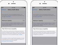 Batteria deteriorata, ecco il nuovo avviso presente su iOS 11.3