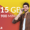 TRE Play 9 Digital: 900 minuti e 15 GB a 9€ al mese