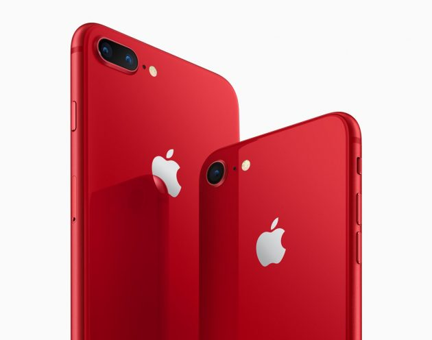custodia rossa iphone 8