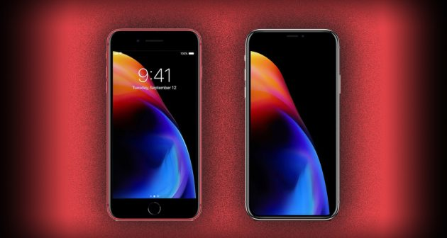 Ecco Il Nuovo Sfondo Di Iphone 8 E 8 Plus Productred Download