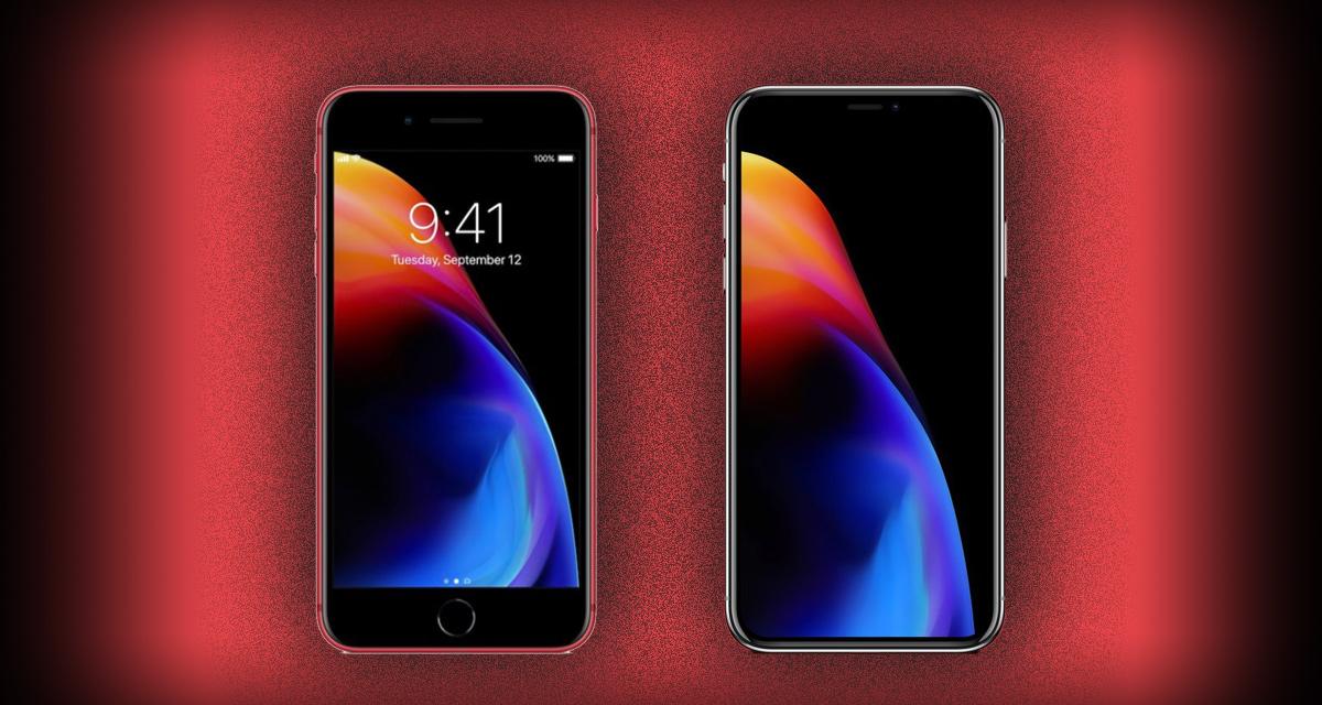 Ecco Il Nuovo Sfondo Di IPhone 8 E 8 Plus (PRODUCT)RED