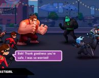 Disney Heroes: Battle Mode – gioco di ruolo con eroi Disney e Pixar