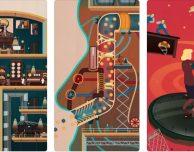 Homo Machina: rompicapo 2D ispirato all'opera dello scienziato Fritz Kahn