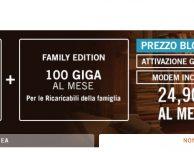 Wind Home Unlimited Fibra: 24,90€ al mese con fibra, chiamate illimitate e 100 GB su ricaricabile