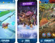 Il nuovo gioco AR nel mondo di Jurassic Park