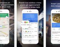 Google Maps attiva la ricerca nelle recensioni su iOS