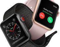 """Apple Watch Series 3 LTE  domina il mercato degli smartwatch """"cellular"""""""