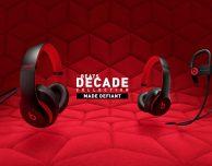 Apple celebra i 10 anni delle Beats by Dr. Dre con una collezione speciale