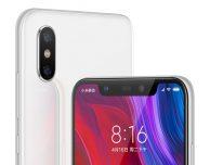 Sembra un iPhone X, ma è il nuovo Mi 8 di Xiaomi
