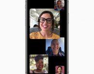 iOS 12, rimandato il rilascio delle chiamate FaceTime di gruppo